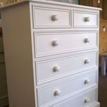 chest beaded drawers